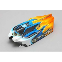 YOKOMO Z4- 101 body (w/window mask) for YZ-4