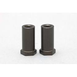 YOKOMO Z4- 201P Aluminum bell crank post (Hard anodized) for YZ-4