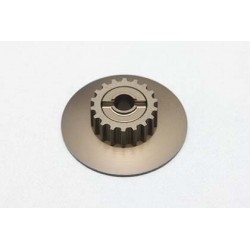 YOKOMO Z4- 630M Aluminum main pulley (w/Drive plate) for YZ-4