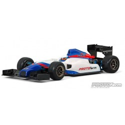 PROTOFORM 1537-30 F1-Thirteen Karosserie Set - Formel 1 2013
