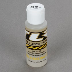 TEAM LOSI TLR74007 SILICONE SHOCK OIL 32,5 WT, 2 OZ
