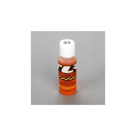 TEAM LOSI TLR74008 SILICONE SHOCK OIL 35 WT, 2 OZ