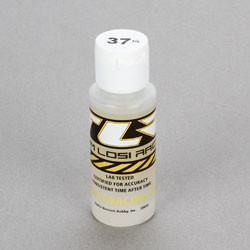TEAM LOSI TLR74009 SILICONE SHOCK OIL 37,5 WT, 2 OZ