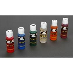 TEAM LOSI RACING TLR74021 Shock Oil 6Pk, 50,60,70,80,90,100, 2oz