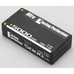 Yokomo RPB-50S Ultra LiPo 5000-100C-7.4V Racing Performer series