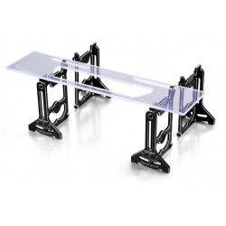 HUDY 109305 Universal Exclusive Set-up System for 1/10 Touring CarsUniversal Exclusive Set-up System for 1/10 Touring Cars