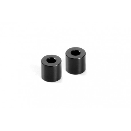 HUDY 109325 - Alu 1/10 Formula Set-Up Wheel Axle Adapter