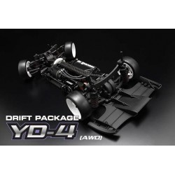 YOKOMO YD-4 DRIFT PACKAGE