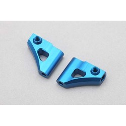 "YOKOMO D- 141 Aluminum front upper ""A"" arm for ""A"" arm chassis (Blue/Red・L/R)"