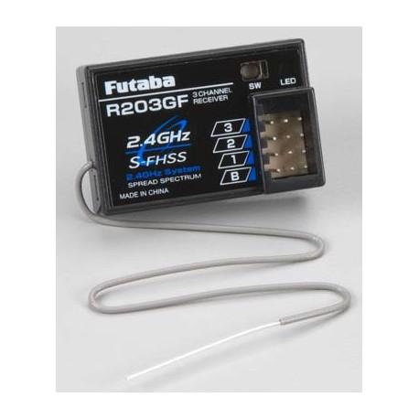 Futaba Receptor R203GF S-FHSS