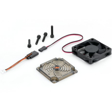 HOBBYWING FAN-5010SH-5V-5300RPM@5V-BLACK-B