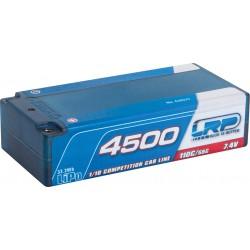 LRP 430227 BATERÍA 7,4V-4500MAH LIPO 110C/55C SHORTY CAJA DURA