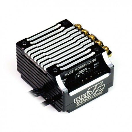 Muchmore FLETA PRO V2 Brushless ESC Black