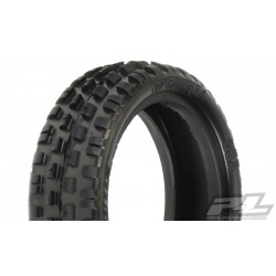 "PL-8230-103 Proline Wedge Squared 2.2"" 2WD Z3 (Medium Carpet) Off-Road Buggy Front Tires"