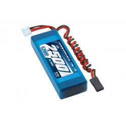 LRP 430351 LIPO 2500 RX-PACK 2/3A STRAIGHT - RX-ONLY - 7.4V