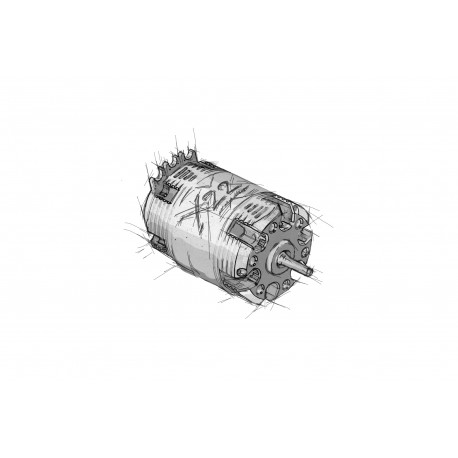 LRP 520003 X22 Modified 5.0T BRUSHLESS COMPETITION MOTOR
