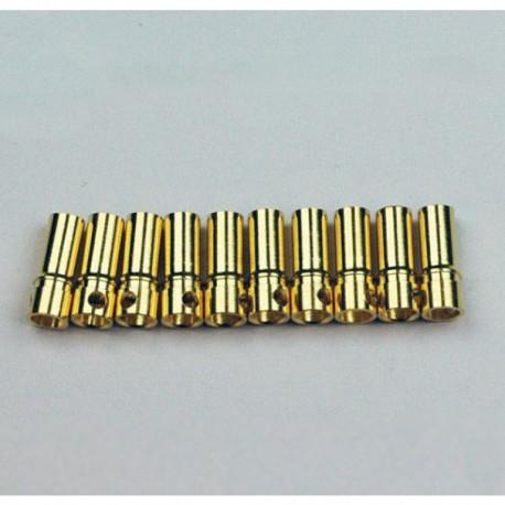 A2PRO A2P Conector Oro 3,5mm Hembra (10 uds)