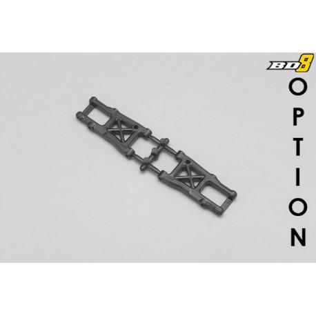 YOKOMO B8-RTC-01 BD8/BD716 Optional Rear RTC Suspension Arm (Damper Pivot 39.5mm)