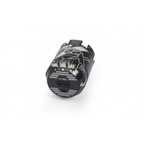 LRP 520500 - X22 Aluminium Backplate - Black