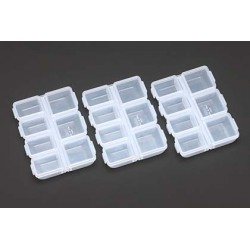 YOKOMO YC-10 Carrying Case 90×70×17mm (3pcs)