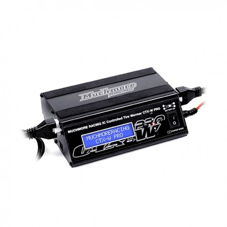 MUCHMORE  MM-CTXWPR IC Controlled Tire Warmer Pro