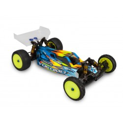 JConcepts S2 - Yokomo YZ-2 Body w/Aero Wings - Lightweight