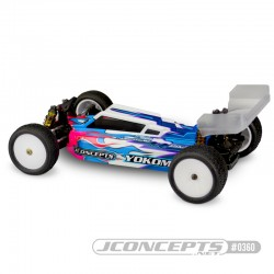 JConcepts F2 - Yokomo YZ-4SF Body w/S-Type Wings - Lightweight