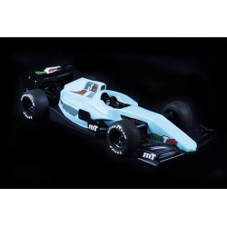 Mon-Tech  MB-018-009 Formula 1 Clear Body F18