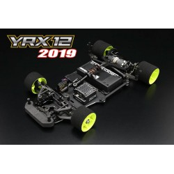 Yokomo YRX12 2019 Edition 1/12th pan car