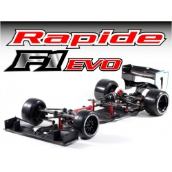 Roche - Rapide F1 EVO 1/10 Competition F1 Car Kit