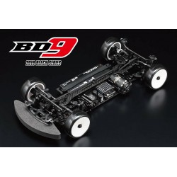 Yokomo BD9 2019 Black Series Touring Car Kit