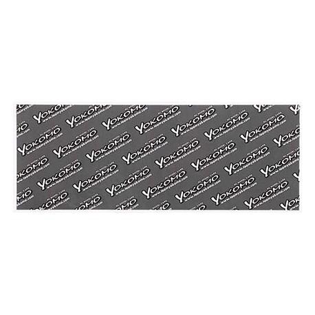 YOKOMO ZC-002P Chassis Protective Sheet w/Yokomo Logo