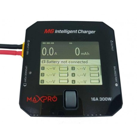 MaxPro M6 Intelligent Charger 300W 12V