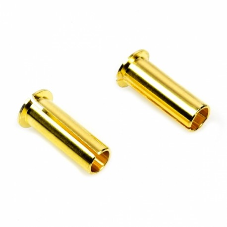 Muchmore 5mm to 4mm Euro Connector Conversion Bullet Reducer (2pcs)