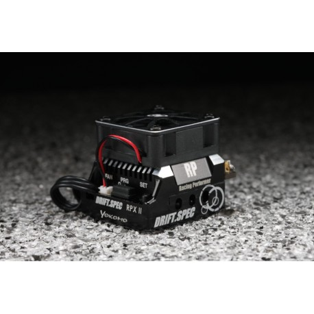 Yokomo Racing Performer RPX-II Drift Spec 160A ESC