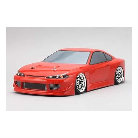 Yokomo Body Set for HKS HIPER SILVIA S15