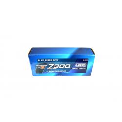 LRP 430276 LiPo 7300mAh HV Stock Spec GRAPHENE-3 7,6V 65/130C