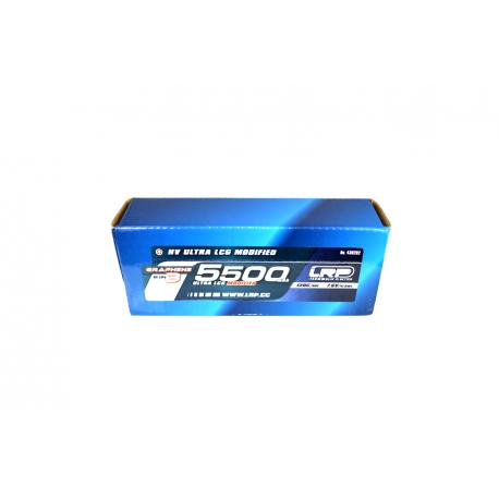 LRP 430282 LiPo 5500mAh HV Ultra LCG Modified GRAPHENE-3 7,6V 60/120C