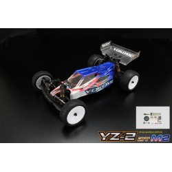 Yokomo YZ-2DTM2 Stock Spec 2WD Offroad Car Kit