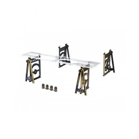 Arrowmax Set-Up System for 1/10 Touring Cars With Bag Black Golden V2