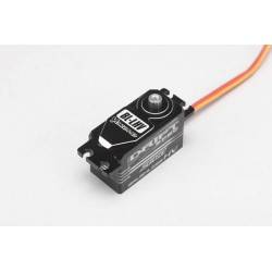 Yokomo BL-LHD ZERO Low Profile Drift (0.06s/15.0kg/7.4V) Brushless Servo