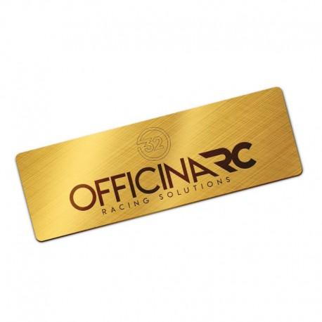OfficinaRC 32gr Universal Battery Plate
