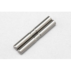YOKOMO B9-009ART BD9 Titanium Rear 3mm Outer Suspension Arm Pin (Stepped·2pcs)