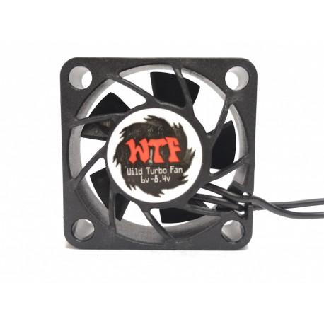 WTF 30mm Blow Harder 9 Fins - Motor Cooling Fan