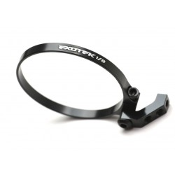 Exotek Fan Mount Clamp on Set, 1/8 Buggy