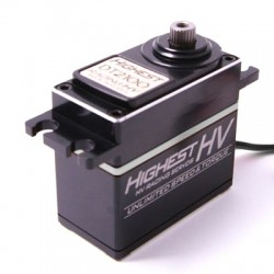 Highest DT2200 High Volt Digital Servo (Black wire)