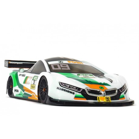 Zoo-Racing BayBee 1:10 Touring Car Clear Body - 0.7mm REGULAR