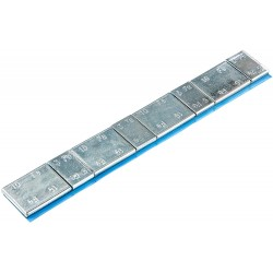 HRCSPAIN Contrapesos adhesivos 60g (4x10g + 4 x 5g) Zn