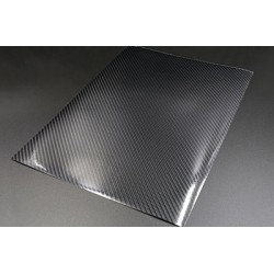 Rêve D High Grade Carbon Effect Wrap/Sticker (230 x 300mm)