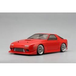 Yokomo Mazda FC3S RX-7 Clear Body Set